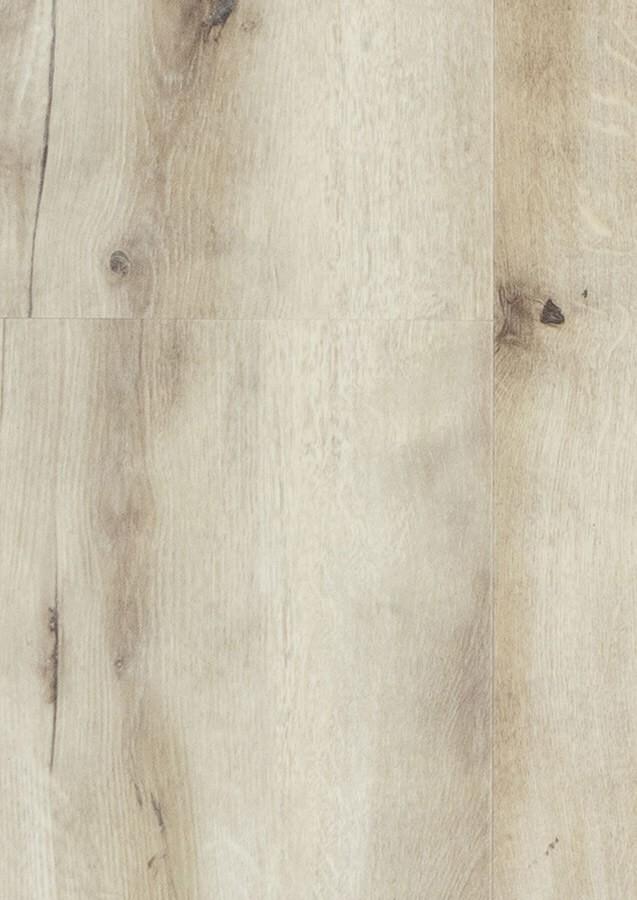 Podłoga o wyglądzie naturalnego drewna.