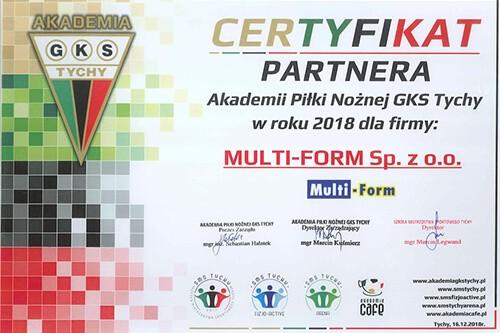Akademia piłki nożnej GKS Tychy