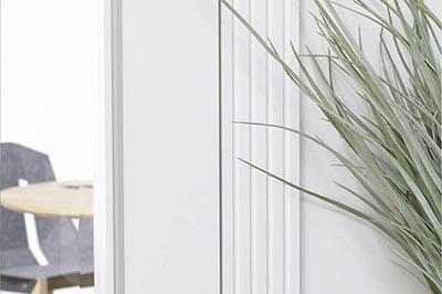 białe drzwi retro Inter Door