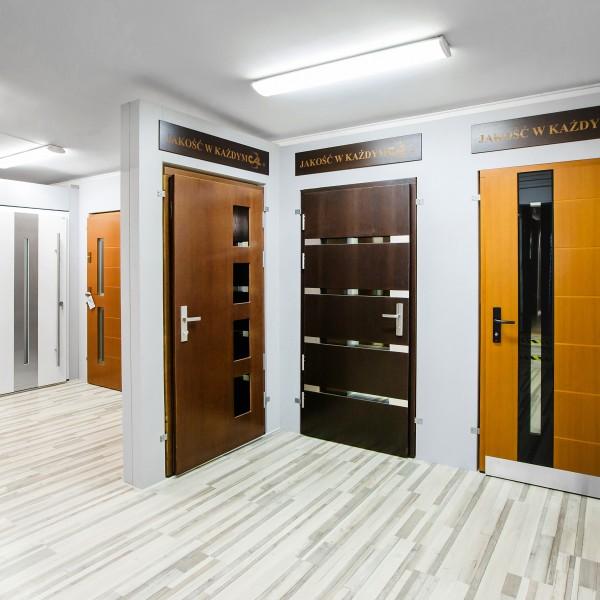salon drzwi czechowice