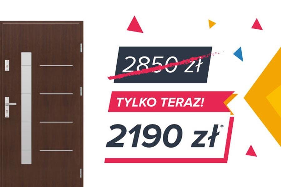 Drzwi Arda w promocji