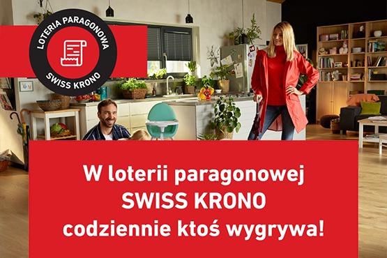 Loteria paragonowa Swiss Krono