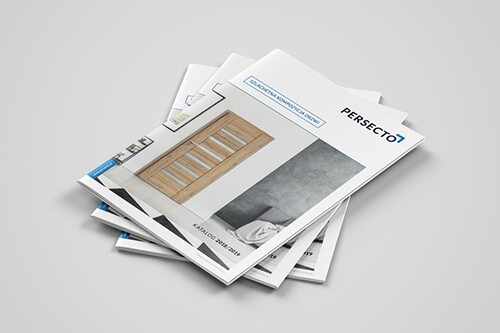 Nowa edycja katalogu Persecto drzwi 2018/2019