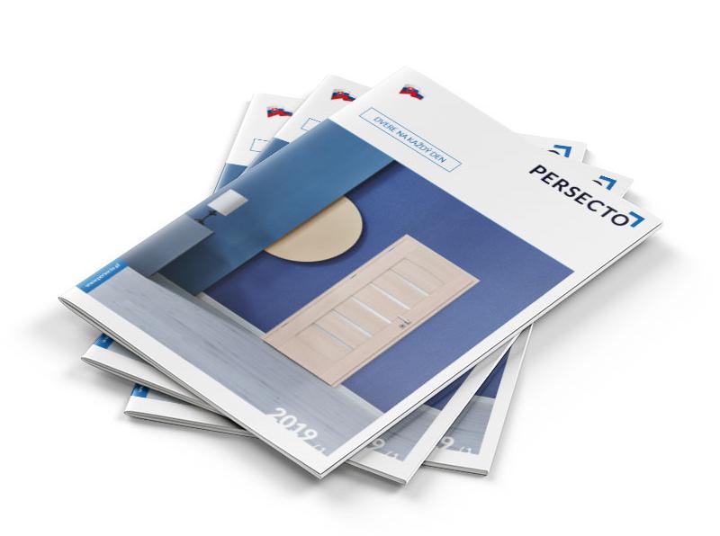Nowa edycja katalogu Persecto drzwi