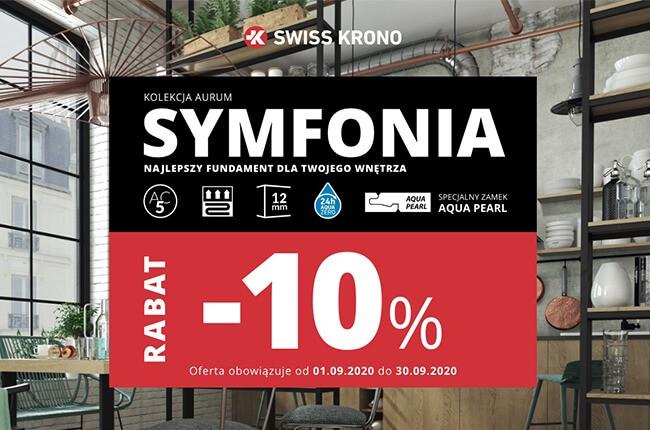 Panele Swiss Krono z kolekcji Symfonia -10%