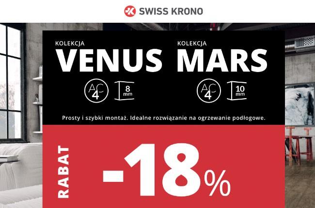 Promocja Venus i Mars