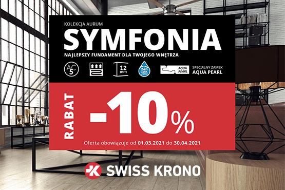 Swiss Krono z kolekcji Symfonia -10%