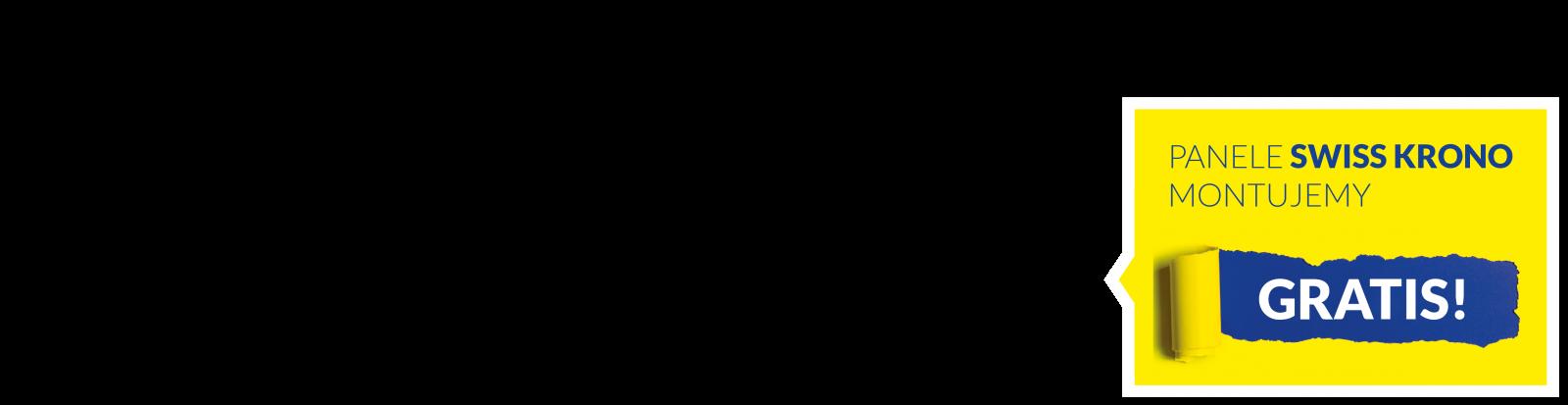 Baner montaż Swiss Krono