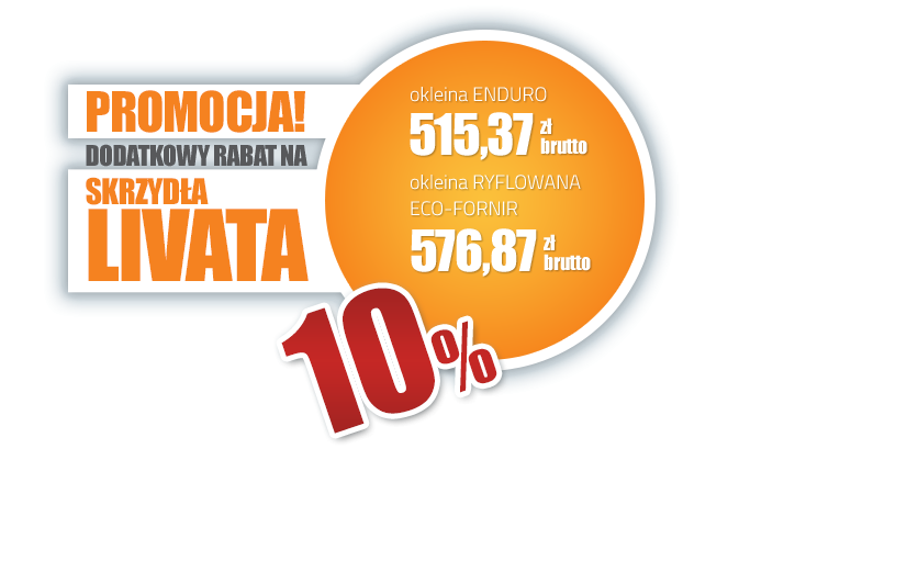 INVADO LIVATA -10%