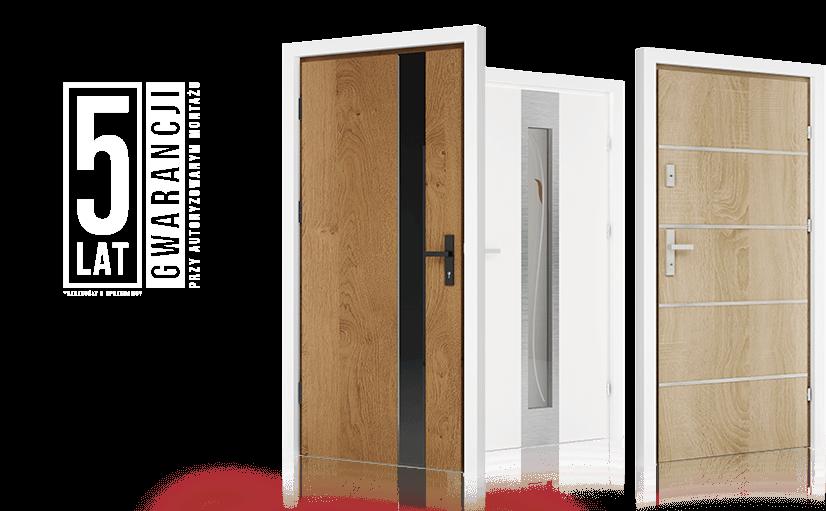 IPORTI Drzwi metalowe zewnętrzne