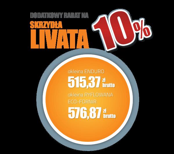 Promocja INVADO drzwi LIVATA